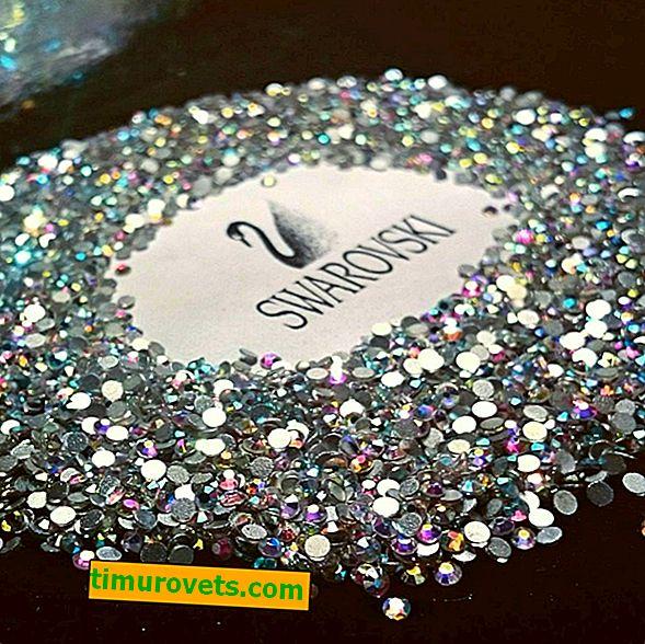Cristales de Swarovski, ¿qué es?