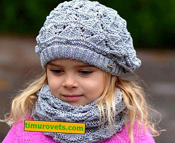 Knitting needles for girls