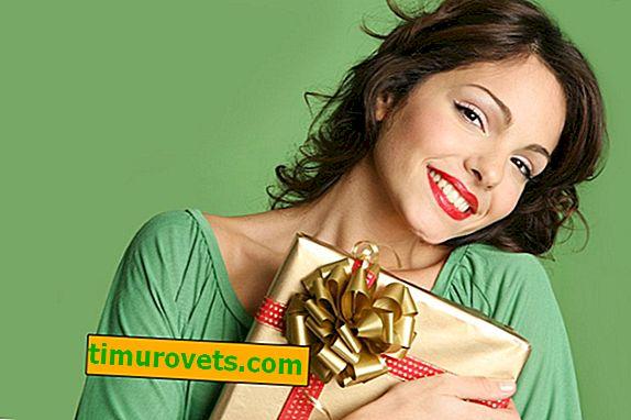 10 najpoželjnijih poklona za ženu