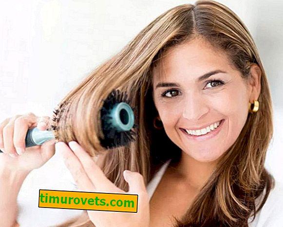 Wie heißt ein runder Haarstylingkamm?