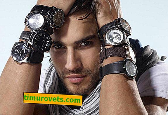 Как да изберем часовник за мъже