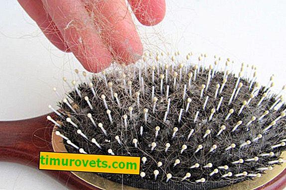 Hvordan rengjøre en hårbørste