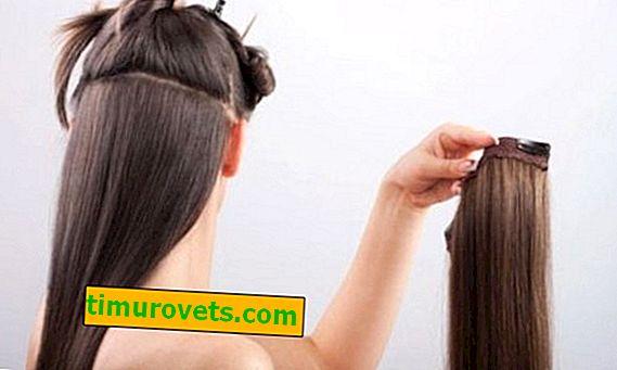 Ako pripevniť vlasy na špendlíky?