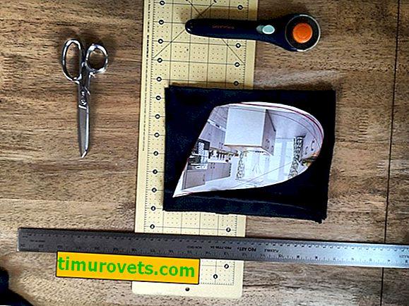 Cómo hacer bolsillos secretos para objetos de valor de ropa de bricolaje