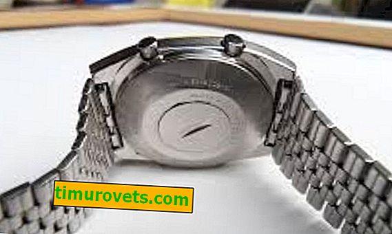 Jak usunąć bransoletkę z zegarka?  Jak założyć nowy?