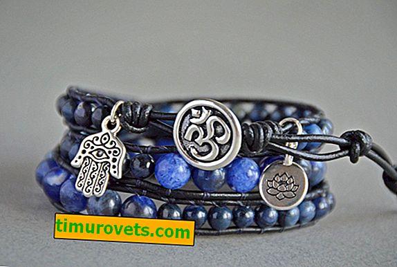 Koji amulet narukvice trebate