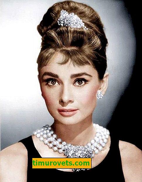"""Vil du bli en """"vakker dame""""?  9 grunnleggende ting i stil med Audrey Hepburn"""