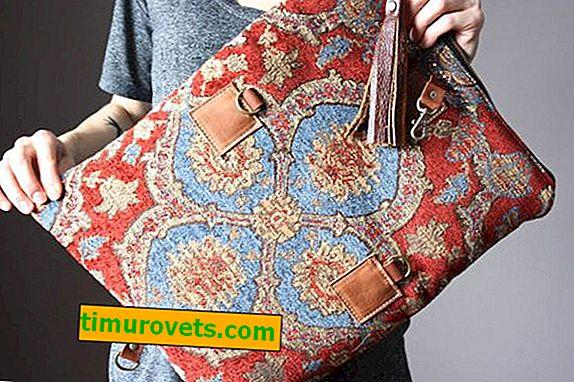 DIY torbe za namještaj