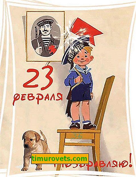 Kar je bilo dano v ZSSR 23. februarja