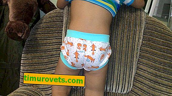 Hipster Panty Pattern