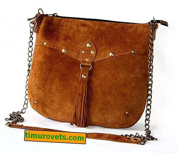 DIY torba od antilop, obrasci