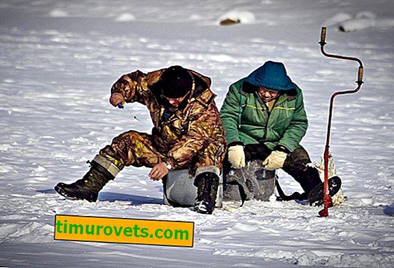 Kakvo termalno rublje odabrati za zimski ribolov