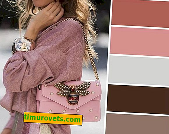 10 ідеальних поєднань кольорів