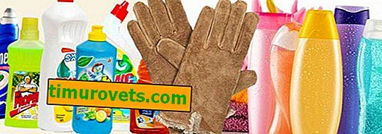 Как да перете велурени ръкавици у дома