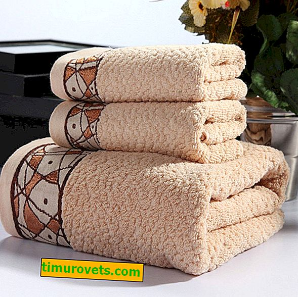 How to restore the softness of terry towels
