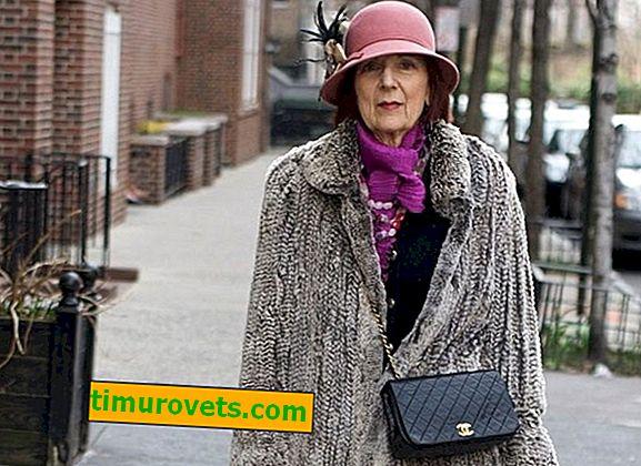 Odjeća francuskih žena u mirovini: kako izgledati tako stilski