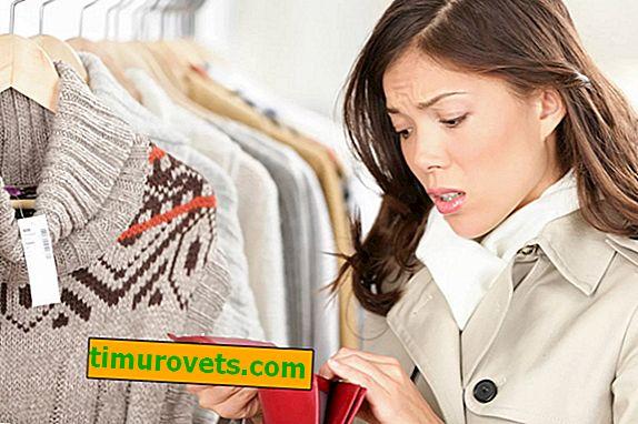 Come risparmiare su vestiti e scarpe