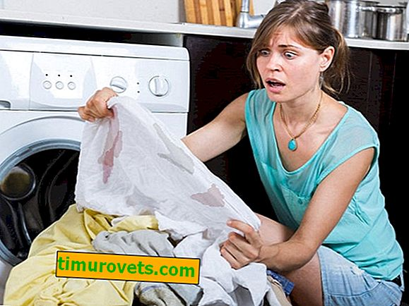 Как да перете избледнели неща?
