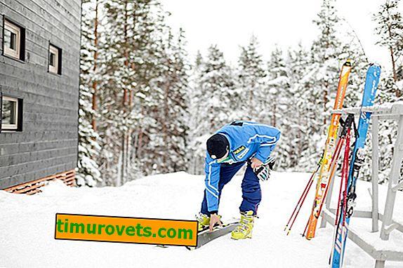 Hvordan vælger man termisk undertøj til skiløbere?