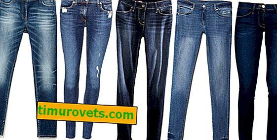 Jeans-Styles für Damen