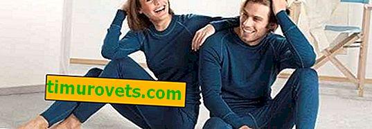 Pros y contras de la ropa interior térmica hecha de poliéster