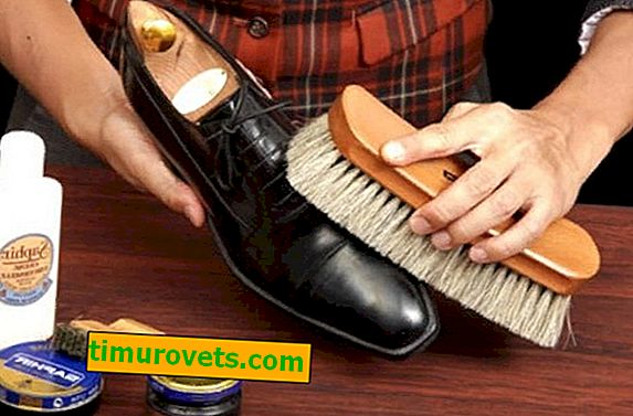 Как да се грижим за кожени обувки?
