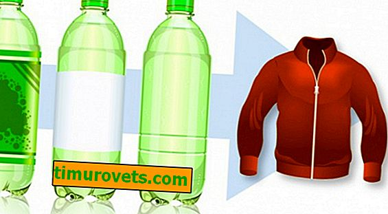 La producción de lana y botellas de plástico: ¿qué tienen en común?