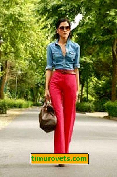 Crvene hlače - trend ili izazov društvu?