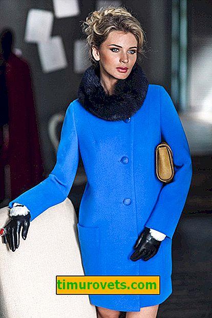 Стилове на зимни палта за жени