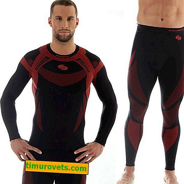 Types de sous-vêtements thermiques