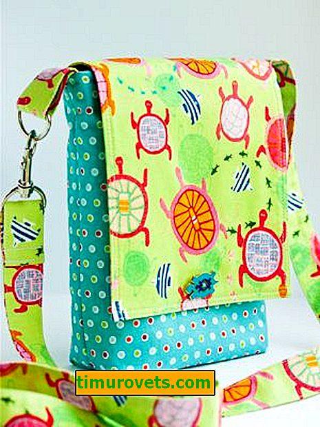 Napravite tekstilne vrećice