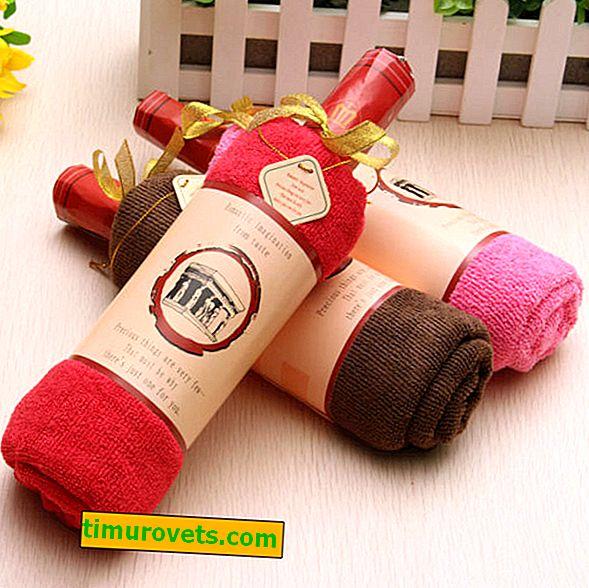 Comment plier une serviette magnifiquement en cadeau