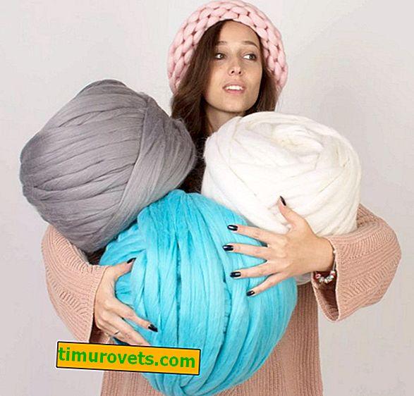 Doe-het-zelf merino wollen deken