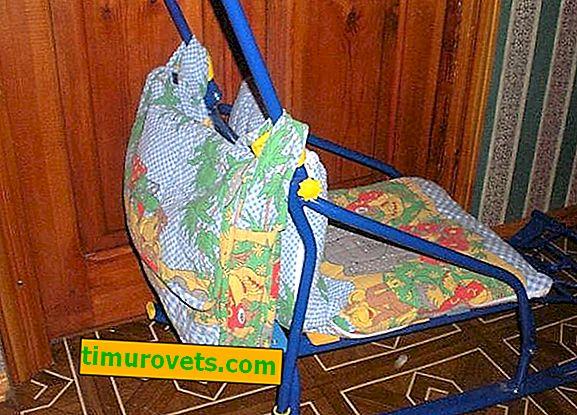 DIY sled bag