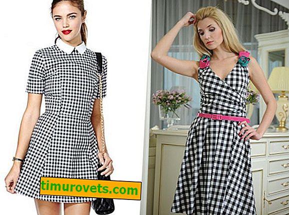Stilovi haljina u kavezu