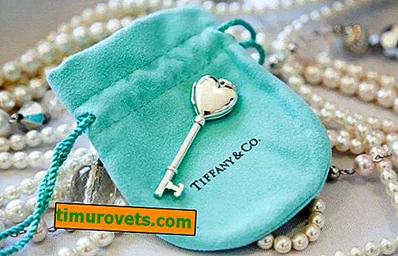 What is Tiffany color and when did it appear?