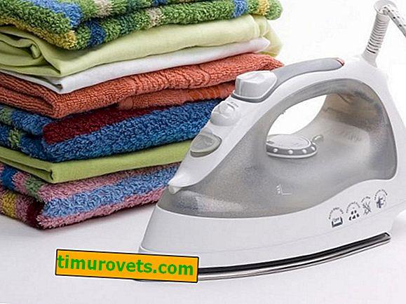 Ali morate po pranju likati frotirne brisače