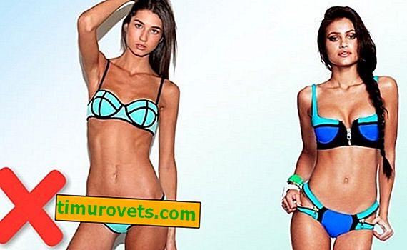 vrući goli modeli bikinija