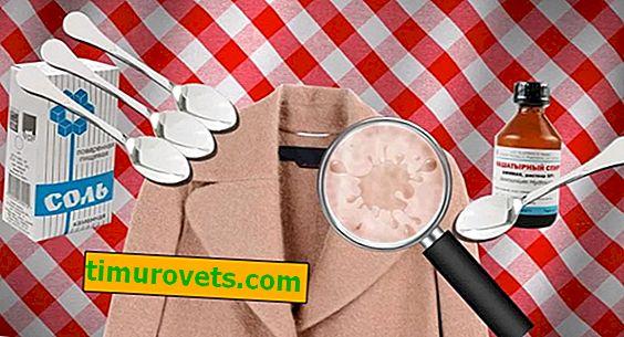 Як почистити вовняне пальто в домашніх умовах?
