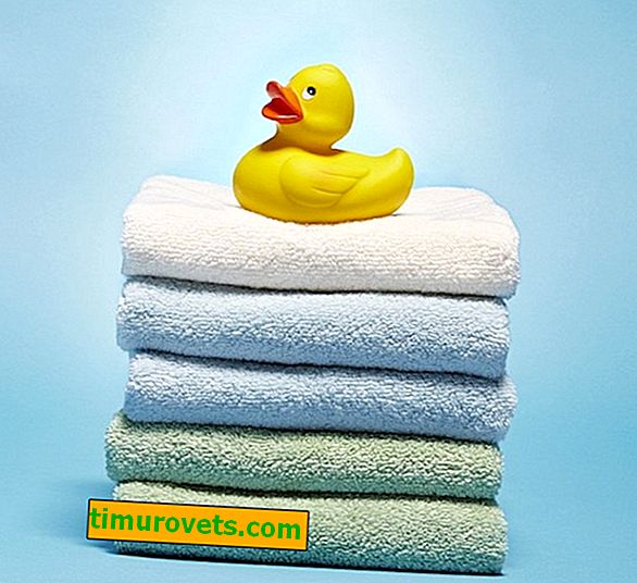 Como elegir una toalla