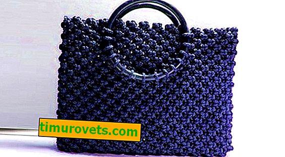 Направи си чанти от макраме