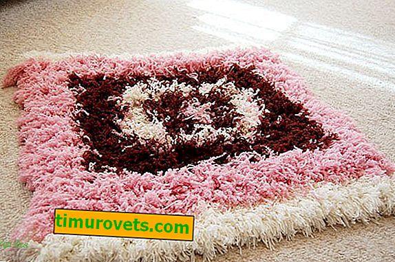 Teppich zum Selbermachen