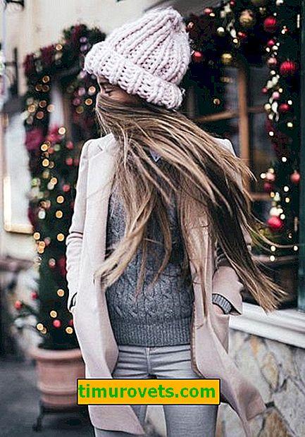 Kakva pređa za pletenje šešira za zimu?