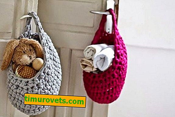 Какво може да бъде плетено с плетена прежда?