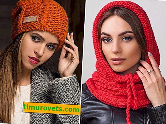 Styles de bonnet tricoté
