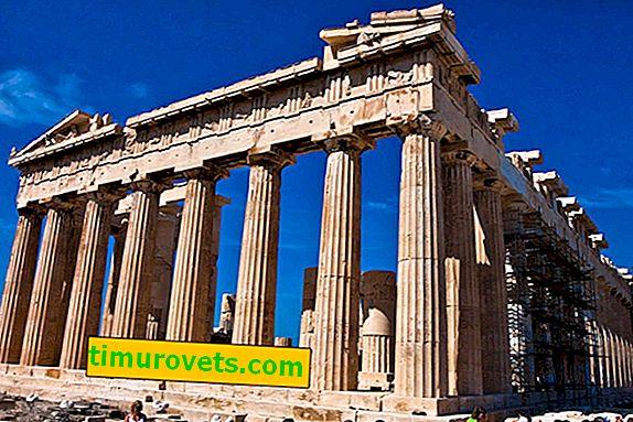 Shopping in Grecia