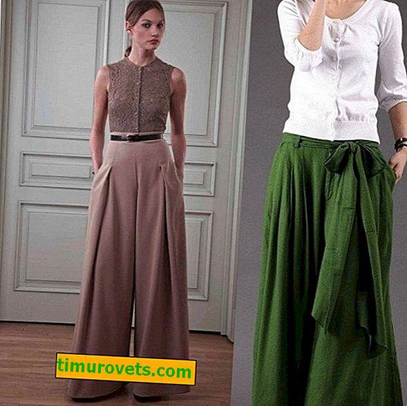 Jupe-pantalon: quels styles existent?