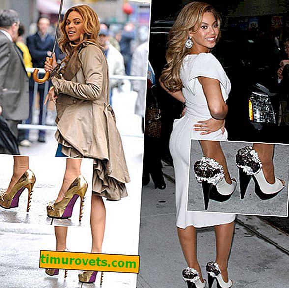 Любими обувки за знаменитости: кои марки носят звезди с удоволствие