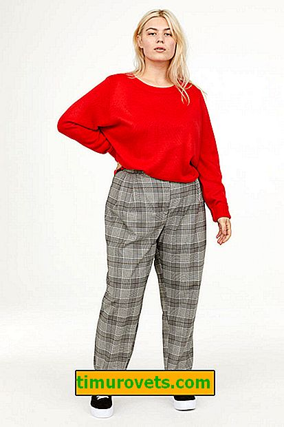 Preverjene hlače na polno: kaj izbrati, kaj obleči