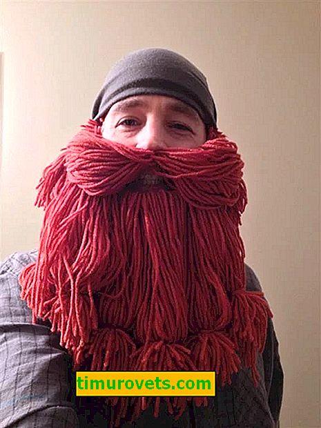 Comment faire une barbe de fils